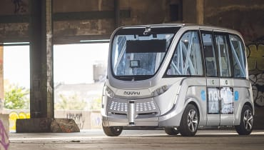 In Wien sollen autonome Shuttle-Busse fahren