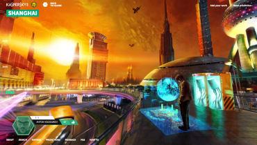Diese Karte zeigt die Zukunft unserer Städte