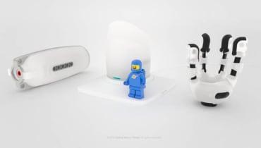 Bionischer Arm aus Lego: So bauen Kinder ihre eigene Prothese