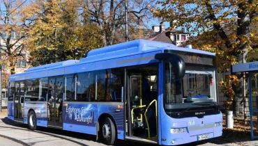 Der Busbetrieb in München soll elektrisch werden