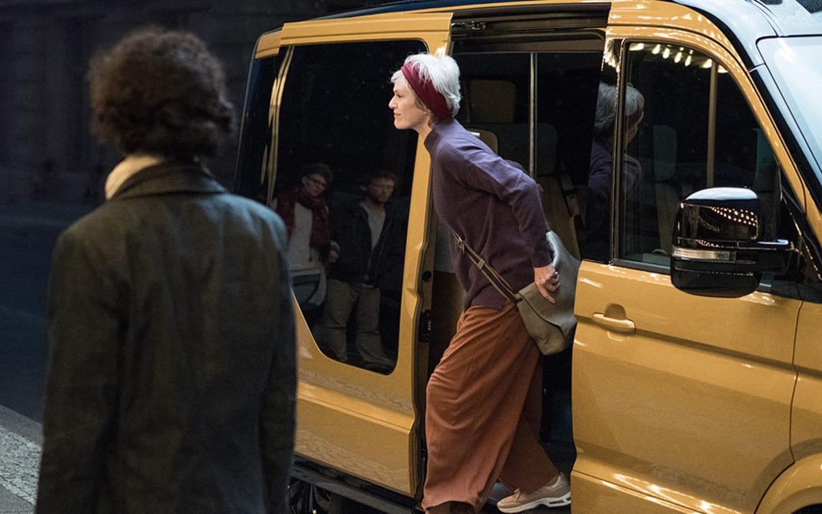 Sammeltaxi reloaded: Sind wir bald alle in einem Shuttle unterwegs? | WIRED Germany