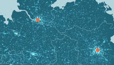 Mobil betrachtet: Berliner schlafen am längsten