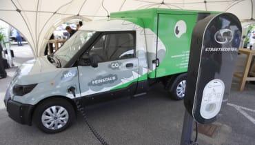 Bosch will bald StreetScooter-Transporter bei Baumärkten verleihen