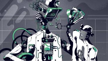 Was ersetzt die Arbeit, wenn Maschinen unsere Jobs übernehmen?