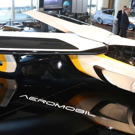 Wenn es nach diesen Prototypen geht, sitzen wir bald im Lufttaxi | WIRED Germany