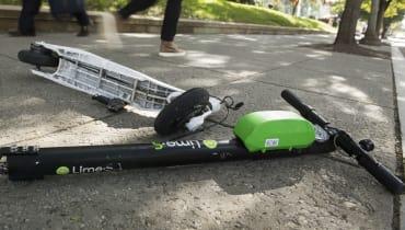 Zerbrechliche Elektro-Tretroller: Lime ruft weltweit Kick-Scooter zurück