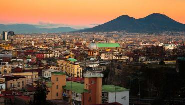 Wie Apple aus der Stadt Neapel eine Tech-Hochburg machen will