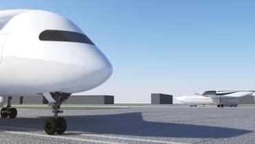 Tech-CEO entwickelt Konzept für einen fliegenden Zug