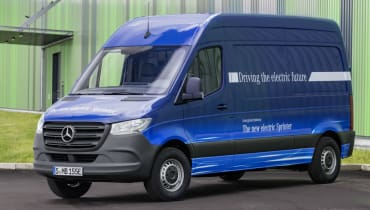 Daimler: E-Sprinter kommt bereits nächstes Jahr