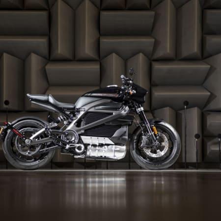 Das erste elektrische Motorrad von Harley-Davidson kommt 2019 | WIRED Germany