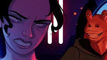 """In diesem """"Star Wars""""-Comic ist Jar Jar Binks wirklich der Oberbösewicht"""