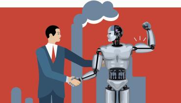 Studie des Weltwirtschaftsforums: 2025 arbeiten Maschinen mehr als Menschen