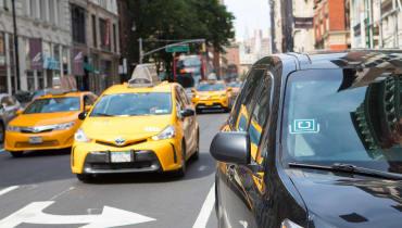 Rückschlag für Uber und Lyft: New York City schränkt Ride Sharing ein