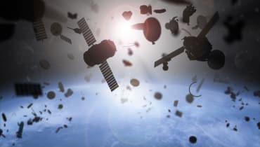 Satelliten vs. Schrott: Die Bundeswehr will helfen