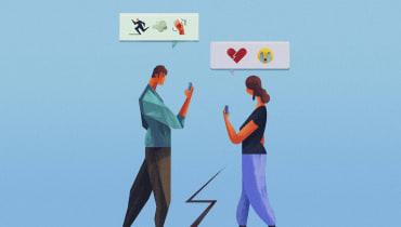 Warum Autisten ihre Gefühle lieber digital kommunizieren