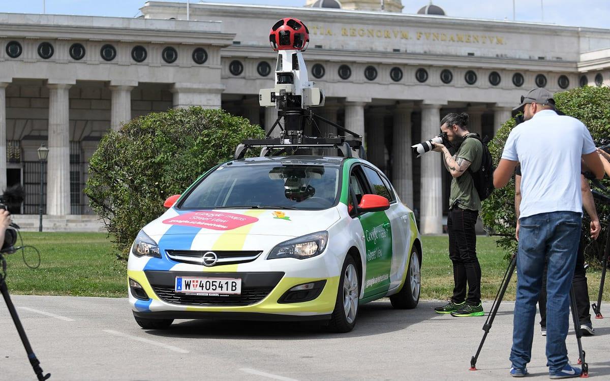 Googles Street-View-Autos fahren wieder durch Deutschland | GQ on