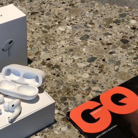 In-Ear-Kopfhörer : Erster Test: Die neuen Apple AirPods Pro im Hands-on