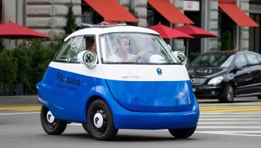 Dieses süße Elektroauto kommt bald auf die Straßen