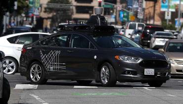 Uber darf selbstfahrende Autos nicht mehr in Arizona testen