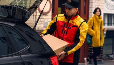 DHL liefert ab 2019 auch in den Kofferraum von VW-Autos