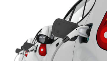 Elektroautos lassen sich auch ohne Kabel aufladen