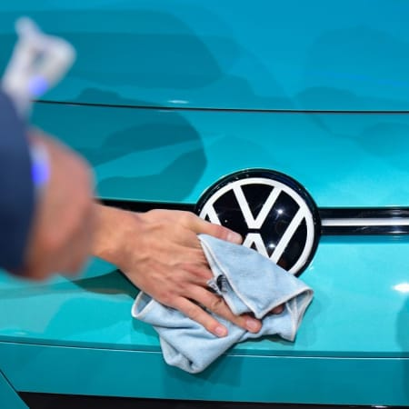 Ausbau der E-Flotte : VW ID.4: Kommt 2020 ein neuer Elektro-SUV von Volkswagen?