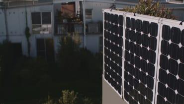 Dieses Mini-Solarkraftwerk für den Balkon soll die Energiewende voranbringen