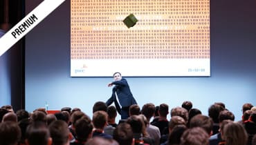 AI, Blockchain und Cyber Security: Nimm am Next Digital Leader Summit teil!