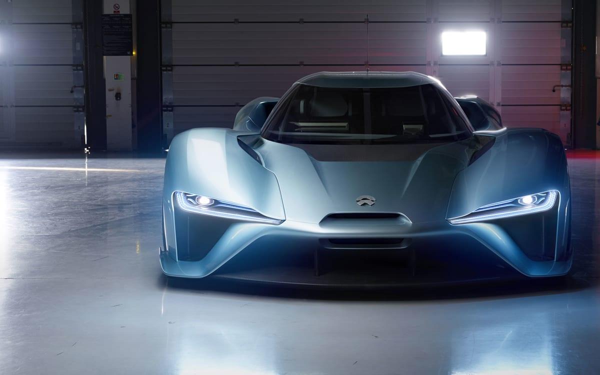 5 Star Auto >> Design aus München, Geld aus China: Kann NIO Tesla ...