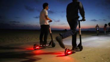 E-Scooter in den USA: Viele schwere Unfälle durch Boom der elektrischen Tretroller