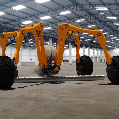 Diese Roboter sind (vielleicht) die Trecker von morgen | WIRED Germany