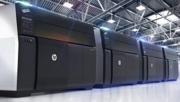 Kommen Autos irgendwann aus dem 3D-Drucker? HP arbeitet daran