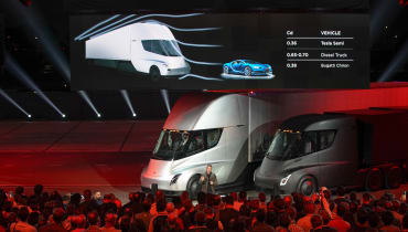 UPS ordert 125 Tesla-LKW