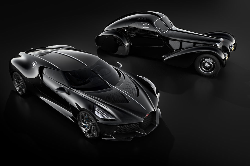 der bugatti la voiture noire ist das teuerste auto der welt und schon verkauft auto und. Black Bedroom Furniture Sets. Home Design Ideas