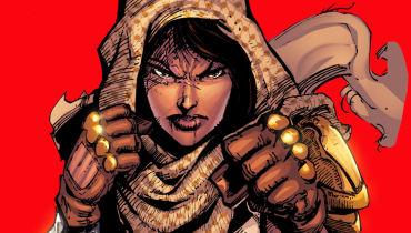 Saudi-Arabiens Superheldin heißt Latifa