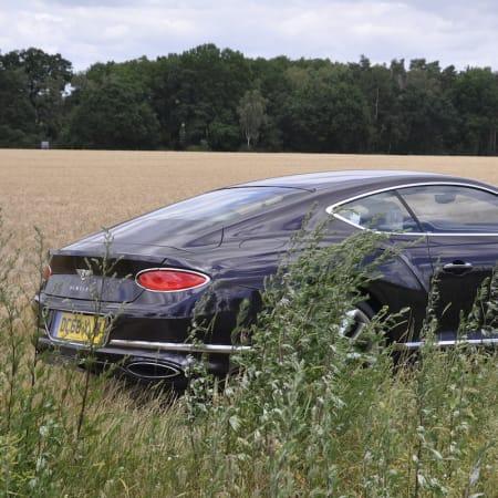 Luxusautos : Bentley Continental GT: Muskelprotz im eleganten Gewand