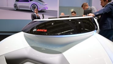 Bosch kopiert Daimler und vernetzt seine Mobilitäts-Services
