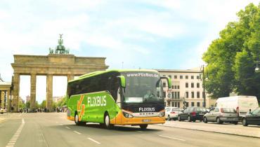 Flixbus startet seinen Dienst in den USA