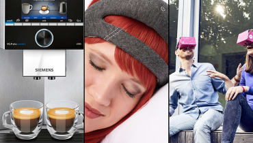 IFA-Highlights von WIRED: Vom intelligenten Kaffee über die VR-Bürokonferenz bis zum klugen Stirnband