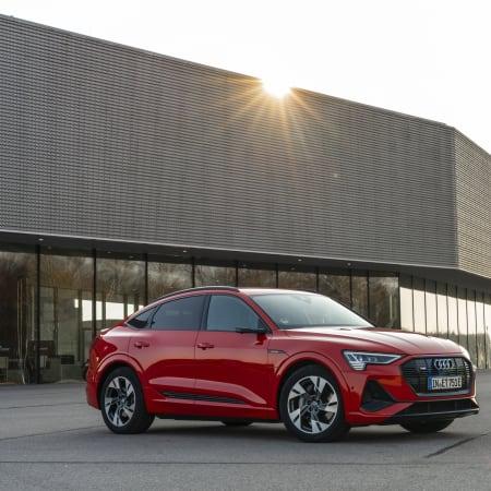 Elektro-SUV : Audi e-tron Sportback – Zwei Neue aus Ingolstadt