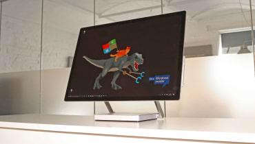 Microsoft hat mit seinem Surface Studio den besseren iMac gebaut