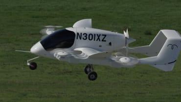 Larry Page und Air New Zealand wollen einen Lufttaxi-Service starten
