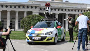 Googles Street-View-Autos fahren wieder durch Deutschland
