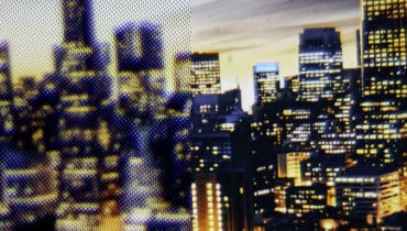 Eine Virtual-Reality-Brille mit Grafik so gut wie die Realität