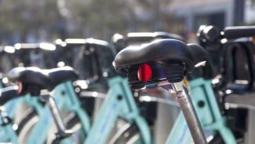 Uber setzt jetzt auch auf Fahrräder