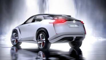 Nissans Elektro-SUV der Zukunft fährt 600 Kilometer weit