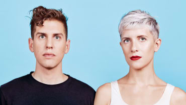 Musik ist für die Popband Yacht nur der Startpunkt für ihre Medienkunst