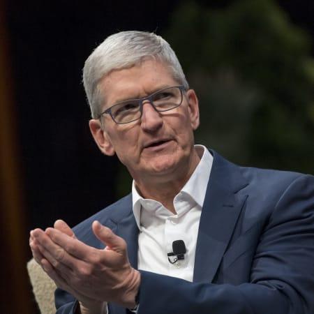 """Technik : Apple-Chef Tim Cook verrät: """"Das wird das nächste große Ding"""""""