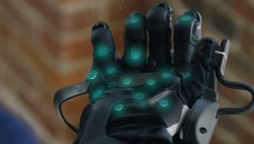 VR-Handschuh: Die virtuelle Welt lässt sich berühren