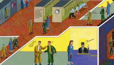 Eine liebevoll-verrückte Graphic Novel über Alan Turing